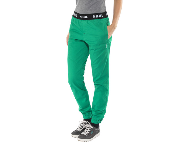 Nihil Ansia Pants Women Alhambra Green